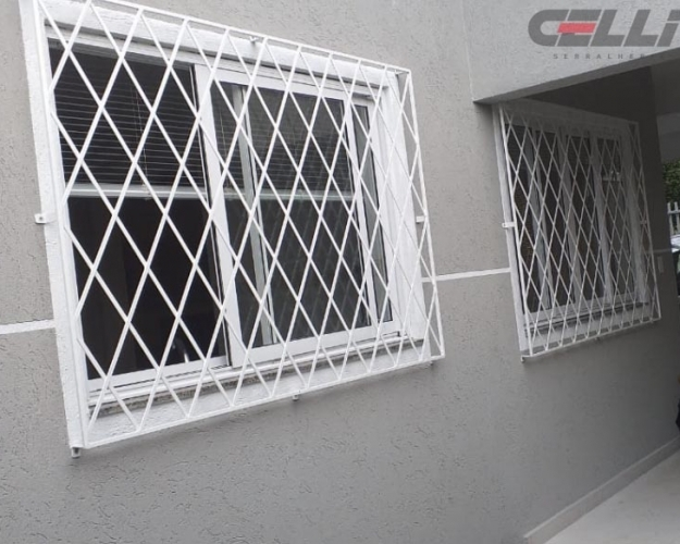 grade de proteção para janela