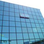 fachadas de vidro em Curitiba